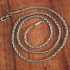 Handcrafted Bali Sterling Silver Traditional Woven Necklace (Indonesia)