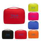 Waterproof Makeup Toiletry Wash Organizer Storage Cosmetic Pouch Hanging Bag New