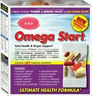 Omega Vitamins Packets Total Health & Organ Support Anti Oxidant  Buy Wholesale