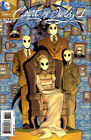 BATMAN AND ROBIN 23.2 COURT OF OWLS 3D MOTION COVER 1ST PRINT VF/NM
