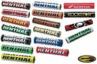 Renthal Handlebar Bar Pad Rockstar Metal Mulisha Fits Honda Cr Crf Xr
