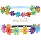 One Piece Colorful Flower Hair Band Headband Elastic Baby Girls Infant Toddlers