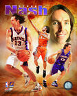 Steve Nash Phoenix Suns NBA Licensed Fine Art Prints (Select Photo & Size)