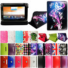 "New Universal Folio Leather Flip Case Cover For Lenovo Tab 2 A7-30 A7-10 7"" inch"