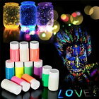 Paint Glow 20ml/.7oz Glow in the Dark Face and Body Paint- 12 colors of Set A