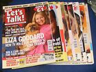 LET'S TALK MAGAZINE VARIOUS ISSUES