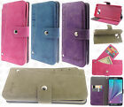 Samsung Galaxy Note 5 Premium Slide Out Pocket Wallet Case Pouch Cover Accessory