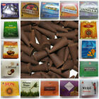 Kamini or Hem Incense Cones 10 50 100 BUY 7  GET 5 FREE 12 in Cart Pick Scent