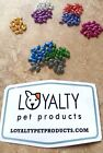 20 NEW NON-TOXIC Pet Cat Claw Covers dog Paws Nail Caps Fast Free Shipping USA!