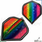 1/3/5/10/20 Sets Metronic Poly Rainbow Dart Flights Standard Invincible Strong