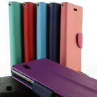 For ZTE Warp Elite N9518 Card Wallet Case Flip Filio Pouch With Screen Protector