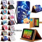 For Various Aldi Medion Life Phones - Stand Leather Wallet Card Flip Case Cover