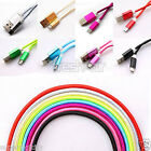 1.5m Strong Braided Micro USB Data Sync Charger Cable Lead For Android iPhone