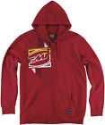FMF Racing Adult Crashbox Hoodie Red Hoody S-2XL