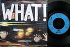 """SOFT CELL What-So Some Bizzare Vinyl 7"""" 1982"""