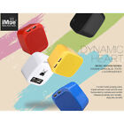 Mini Portable Stereo Wireless Bluetooth Speaker For Smartphone Tablet Laptop PC
