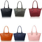 Women's Large Tote Bags Designer Faux Leather Shoulder Bag Handbags For Women A4