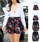 Sexy Women's Long Sleeve Casual Casual Cocktail Party Short Slim Dress New