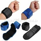 2pcs Sports Wrist Sweatband Tennis Squash Badminton GYM Wristband Bracelet Gift