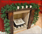 New Christmas Decor Garland Pine Tree 2.7m X 25cm Thick Mantel Fireplace 1-10pcs
