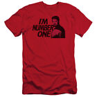 Star Trek Next Generation TV Series Im Number One Adult Slim T-Shirt Tee on eBay