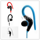 In Ear Clip On W/ Mic Over Ear Headphone Earphone For Running Gym Jogging Sports