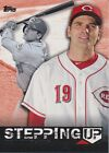 2015 Topps Stepping Up Inserts Complete Your Set!!