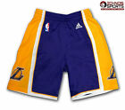 Adidas Performance LA Lakers NBA basketball basket youth size shorts
