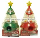 *HILCO^ .53 oz Candy SKITTLES Christmas Tree DISPENSER Exp. 9/16 *YOU CHOOSE*