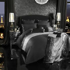 Mezzano Black Bedlinen by Kylie Minogue at Home ... Free Shipping