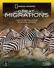 National Geographic Great Migrations Blu-ray 2 Disc SET - free world map include