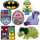 CHARACTER SHAPED FLOOR RUGS VARIOUS CHARACTERS KIDS BEDROOM 100% OFFICIAL NEW