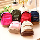 Cute Mini Backpack Coin Bag Floral Flower Card Case Key Purse Wallet Hot TBCA