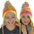CrazyGadget® Winter Warmer Knitted Children Kids Mohawk Mohican Hat Cap 3096