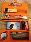 QUALITY DELUXE CHEEKY ONE smokers box smoking LARGE rolling kit 1 stash rollies