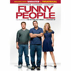 Funny People (DVD, 2009, Rated/Unrated Versions) FREE SHIPPING