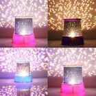 Amazing Gift LED Starry Night Sky Projector Lamp Star Light Cosmos Master Kids