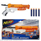 Nerf N-Strike DoubleDown Blaster - Includes 4 Darts - New In Box