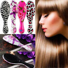 Beauty Auto Hair Straightener Comb Brush Electric Hair Massager Anti-Scald Tool
