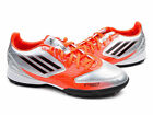 Mens Adidas F10 TRX Silver Red Performance Astro Football Soccer Trainers 6-12