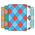 HEAD CASE DESIGNS ARGYLE COVER RETRO RIGIDA PER APPLE iPAD
