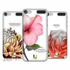 HEAD CASE DESIGNS PRIMAVERA BOTANICA COVER RETRO RIGIDA PER APPLE iPOD TOUCH MP3