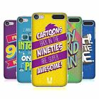 HEAD CASE DESIGNS NOSTAGLIA ANNI 90 COVER RETRO RIGIDA PER APPLE iPOD TOUCH MP3