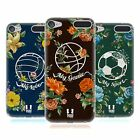 HEAD CASE DESIGNS FIORI E SPORT COVER MORBIDA IN GEL PER APPLE iPOD TOUCH MP3