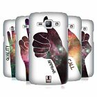 HEAD CASE DESIGNS HAND GESTURE NEBULA HARD BACK CASE FOR SAMSUNG PHONES 4