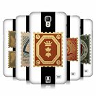 HEAD CASE DESIGNS STAMPS HARD BACK CASE FOR SAMSUNG PHONES 4