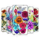 HEAD CASE DESIGNS WATERCOLOURED FLOWERS HARD BACK CASE FOR SAMSUNG PHONES 2