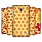 HEAD CASE DESIGNS FLORAL PATTERN HARD BACK CASE FOR NOKIA PHONES 3