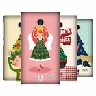 HEAD CASE DESIGNS JOLLY TREES HARD BACK CASE FOR NOKIA PHONES 3