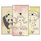 HEAD CASE DESIGNS SAVE THE WILDLIFE HARD BACK CASE FOR NOKIA PHONES 2